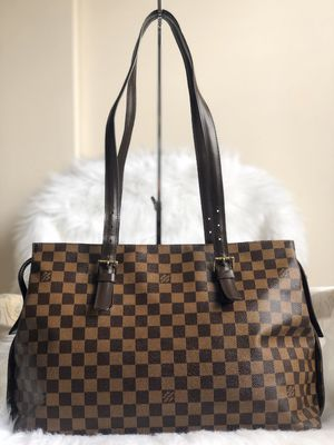 Authentic Louis Vuitton Chelsea Ebene for Sale in Riverside, CA
