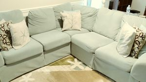 Nice sectional couch for sale for Sale in Roswell, GA