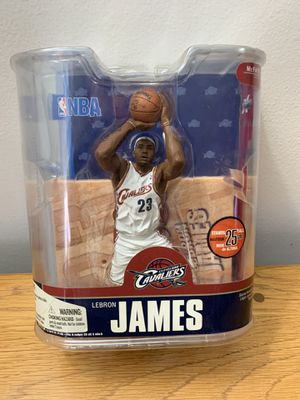 Lebron James 4th Edition VARIANT Macfarlane series 13 action figure for Sale in Temple Terrace, FL