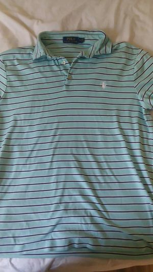 Collar polo blue for Sale in Marshall, TX