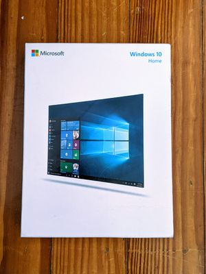Windows 10 Home (New) for Sale in Martinsburg, WV