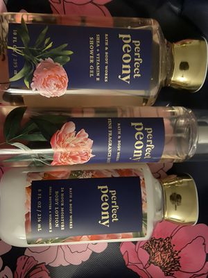 Perfect Peony gift set for Sale in Fort Washington, MD
