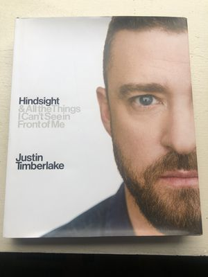 Justin Timberlake Book for Sale in St. Charles, IL