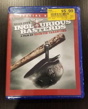 Inglourious Basterds Bluray - Quentin Tarantino for Sale in Dallas, TX