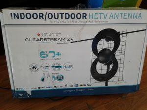 INDOOR /OUTDOOR HDTV ANTENNA for Sale in Hialeah, FL