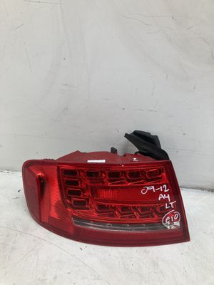 For 2009-2012 Audi A4 s4 left driver taillight lamp outer for Sale in Diamond Bar, CA
