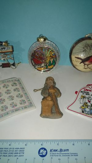 Christmas tree ornament bundle for Sale in Kettering, OH