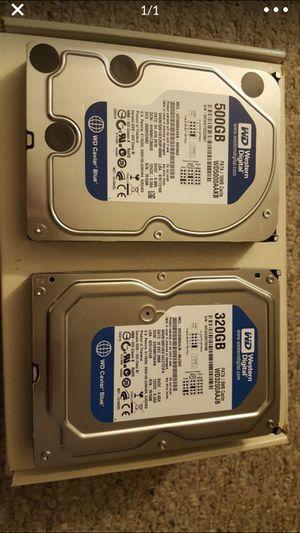 "WD Western Digital Hard Drive PATA IDE 3.5"" Desktop HD for Sale in St. Charles, IL"