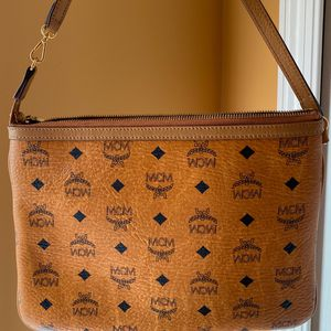 MCM Clutch W/ Shoulder Strap for Sale in Milford Mill, MD