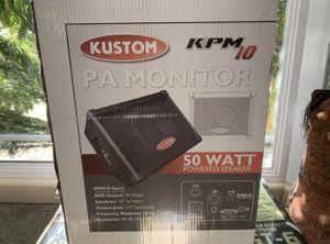 Kustom PA KPM10 for Sale in Carlsbad, CA