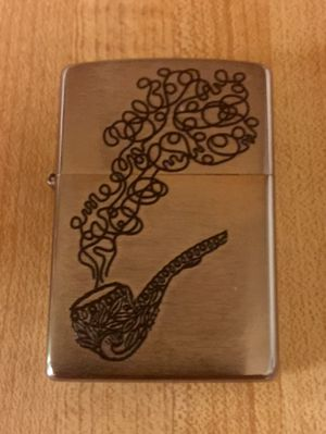 Sealed Zippo Pipe Design Lighter Made USA for Sale in Atlantic Beach, SC