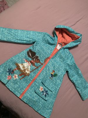 Moana raining jacket for Sale in Tigard, OR