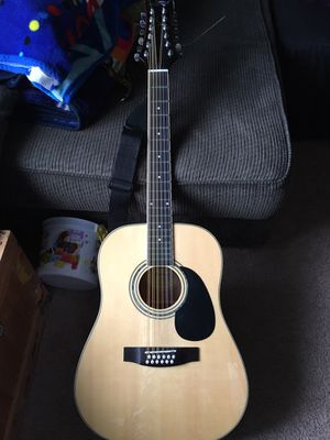 Mitchell 12 String Acoustic/Eletric Guitar for Sale in Vista, CA
