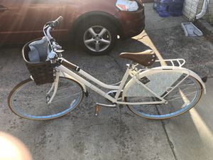 Need to go biking in the city? This bike is perfect for you.message me for details for Sale in Rockville, MD