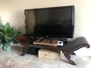 "Vizio 47"" HD TV + Samsung Soundbar with Wireless Subwoofer for Sale in Phoenix, AZ"