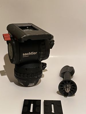 Sachtler DV 8 SB 75mm - 26.4lbs Payload for Sale in Orlando, FL