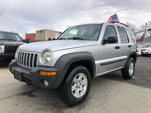 2002 Jeep Liberty for Sale in Richmond, VA