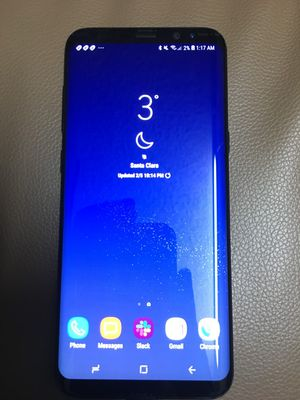 Samsung Galacy S8+ - Mint Condition for Sale in Santa Clara, CA
