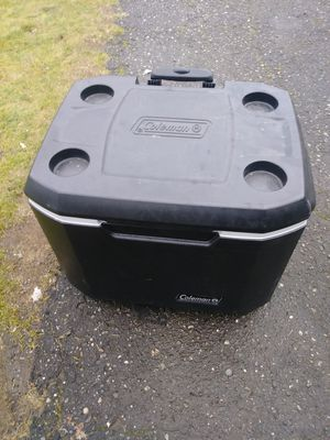 Coleman cooler for Sale in Marysville, WA