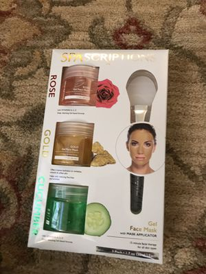Face mask gel for Sale in Wickliffe, OH