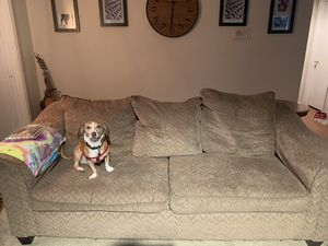 FREE COUCH AND LOVE SEAT for Sale in Carrollton, TX