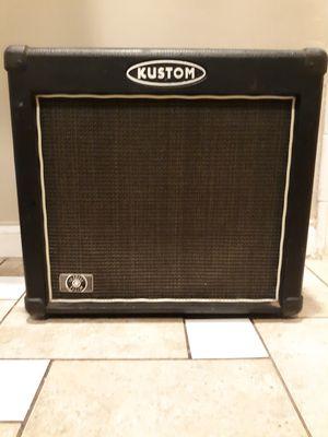 KUSTOM 12 GAUGE AMP for Sale in Long Beach, CA