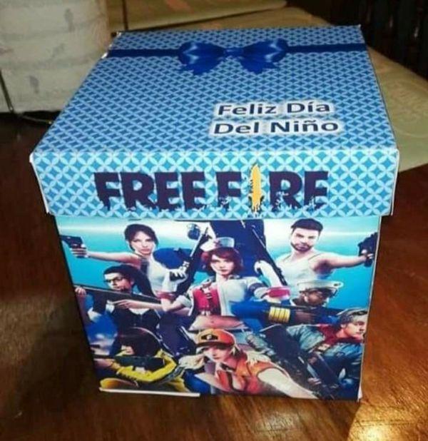 Free fire box
