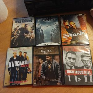 Action Lot Dvd for Sale in Elma, WA