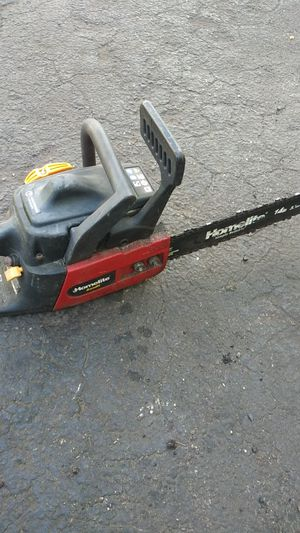 Homelite chainsaw 14 in for Sale in Oakland Park, FL