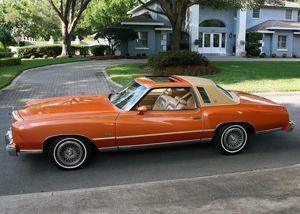 CHEVROLET MONTE CARLO 1973, 1977. REAR WINDOW TRIM. OLDSMOBILE CUTLASS SUPREME. for Sale in Los Angeles, CA