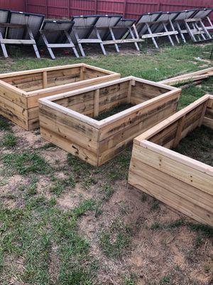 Garden bed new handmade L6 feet X W3 feet for Sale in Davenport, FL