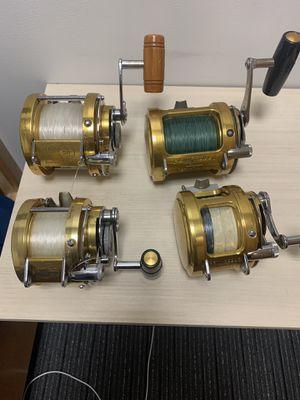 Penn international trolling fishing reels for Sale in San Diego, CA