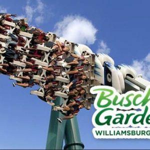 Busch Gardens Season Passes for Sale in Newport News, VA