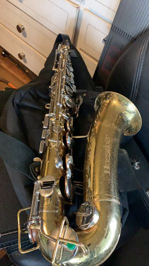 Buescher Alto saxophone good playing condition for Sale in Largo, FL
