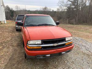 2003 Chevrolet S10 for Sale in Drakes Branch, VA