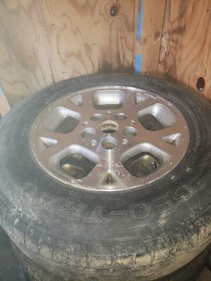 Jeep grand cherokee Rims for Sale in Schenectady, NY