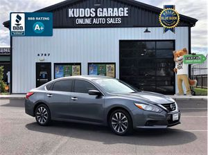 2017 Nissan Altima SV for Sale in Salem, OR