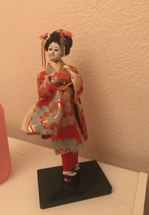 Antique Chinese doll for Sale in Camas, WA