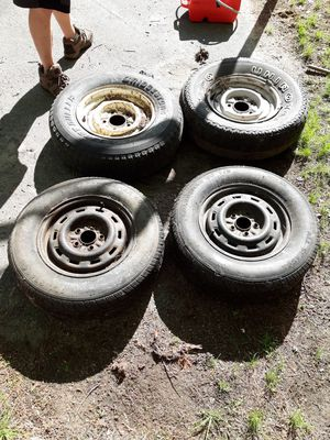 Tires and rims for Sale in Norton, MA