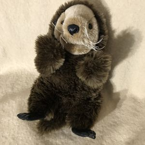 Folkmanis Sea Otter Hand Puppet for Sale in Anchorage, AK