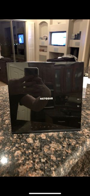 Netgear AC1600 Router-Modem Combo WiFi Wireless for Sale in Tempe, AZ