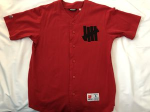 Undefeated Baseball Jersey Size Large for Sale in Falls Church, VA