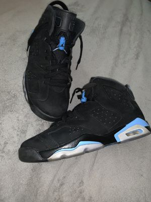 Nike Air Jordan 6 retro UNC for Sale in Tracy, CA