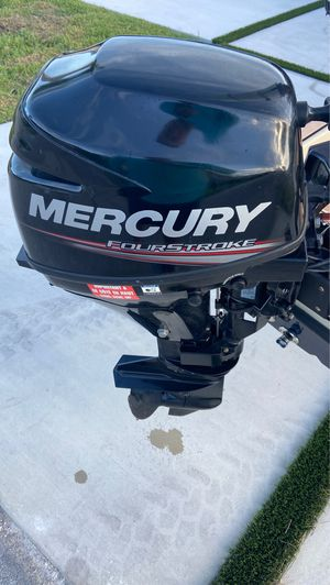 Mercury outboard for Sale in Pembroke Pines, FL