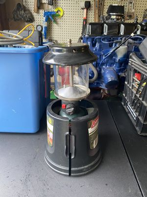 Coleman Camping Lantern for Sale in Harrisburg, PA