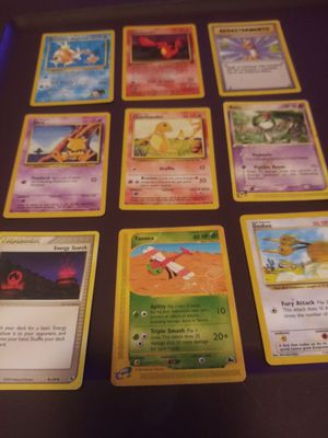 Old pokemon cards for Sale in Swansea, IL