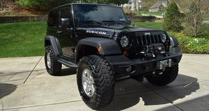 2007 Jeep Wrangler Rubicon Never Abused Drives Great for Sale in Roanoke, VA