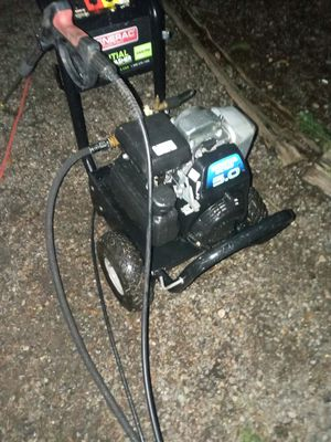 need to sell tonight nice Honda pressure washer 2700 PSI for Sale in Puyallup, WA