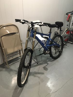 Full suspension downhill bike for Sale in Vallejo, CA