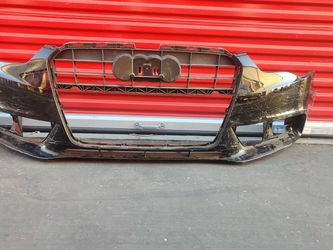 2012 2013 2014 2015 2016 2017 AUDI A5 COUPE 2 DOORS Front Bumper ORIGINAL OEM for Sale in East Los Angeles,  CA